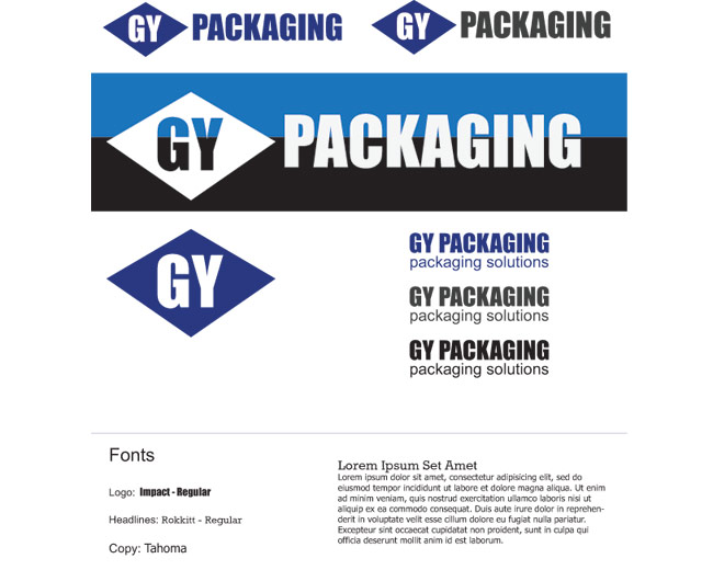 GY Packing Style Guide